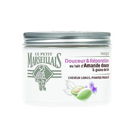 Le Petit Marseillais máscara Cabello largo dulce/semilla de lino 300 ml
