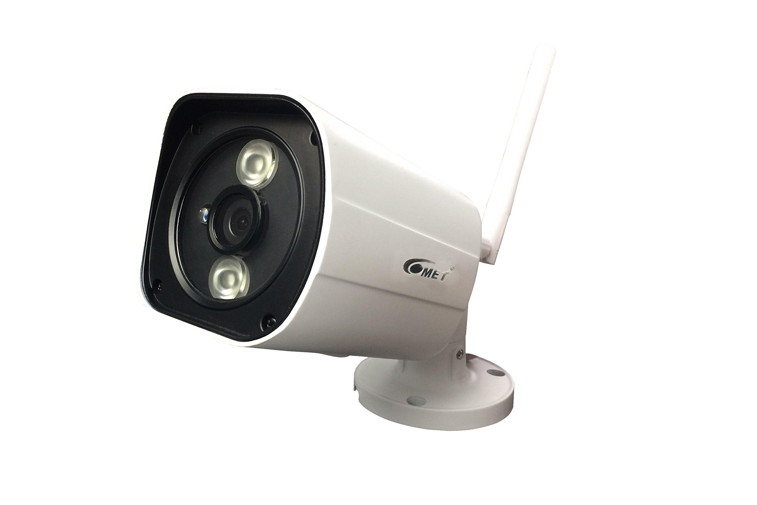 COMET Bullet Camera 1080P HD IP Camera WiFi IP Camera Surveillance Camera for Pet Baby Monitor Indoor/Outdoor Camera