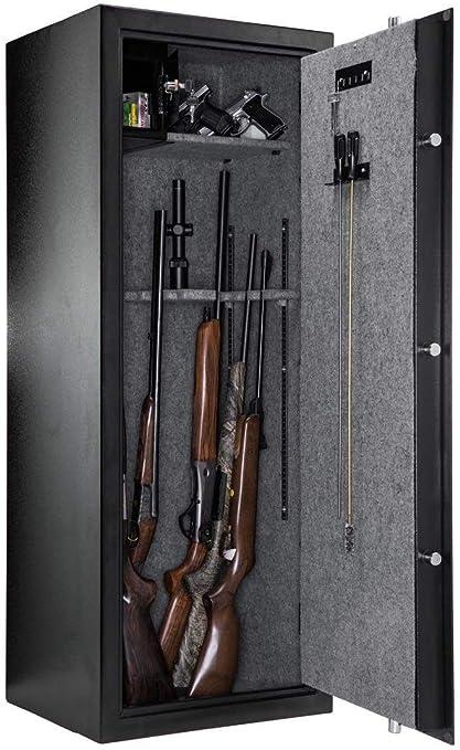 Armoire Buffalo River Digital Premium A Volant 18 Armes Amazon Fr Sports Et Loisirs