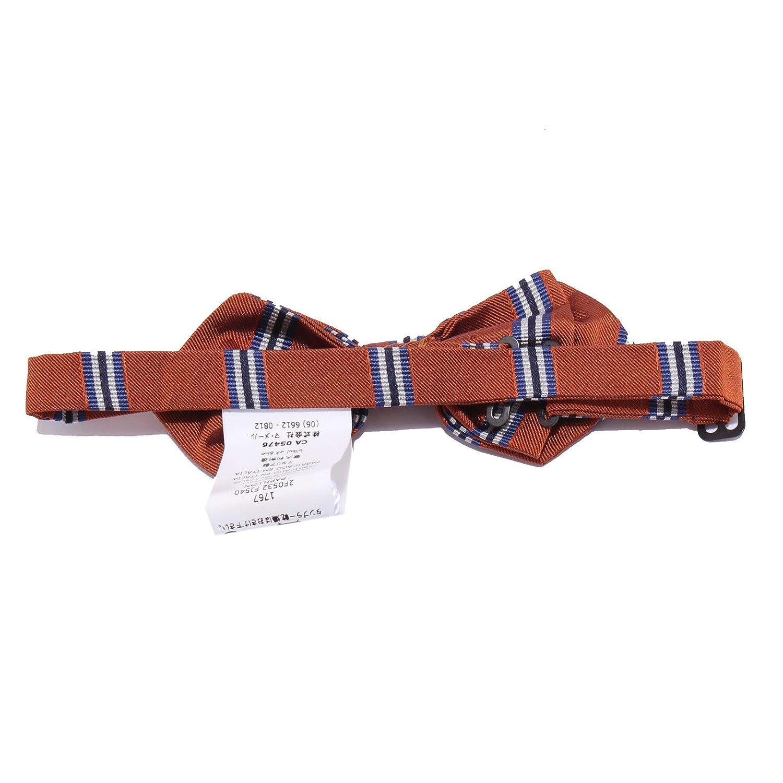SIMONETTA 3061Y Papillon Boy Mini Silk Auburn Bow Tie Adjustable [II (2 Years)]: Amazon.es: Ropa y accesorios