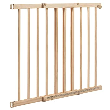 Evenflo Easy Walk Thru Top Of Stairs Safety Gate for Pets Children