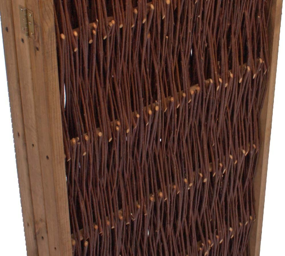 Bambus Discount Com Weiden Paravent Paravent Hohe 120cm X Breite