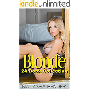 Blonde: 24 Book Erotica Collection