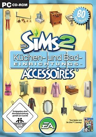 Die Sims 2   Küchen  Und Bad Einrichtungs Accessoires (Add On
