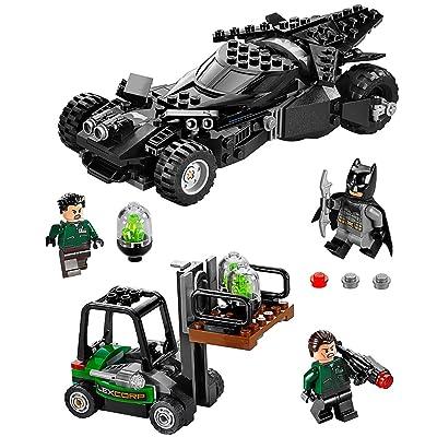 LEGO Super Heroes Kryptonite Interception 76045: Toys & Games