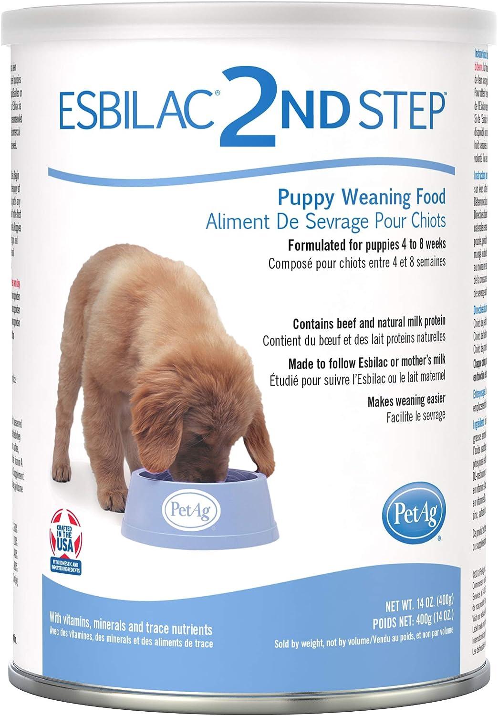 PetAg Esbilac 2nd Step Puppy Weaning Food 14oz