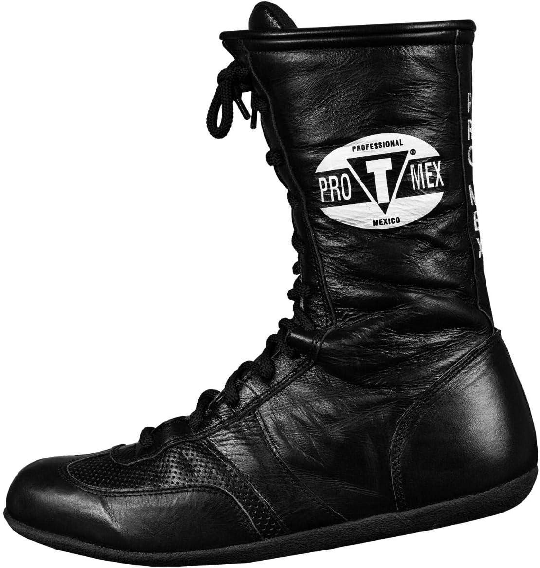 Pro-Mex プロフェッショナル ボクシングブーツ ブラック