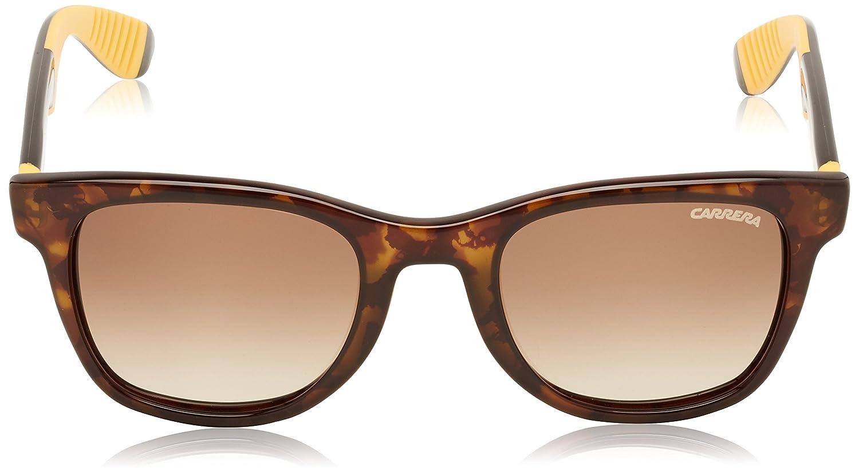 a93a8271ac 51 CARRERA 6000/R CC CARRERA6000/RCC_D3R-51 Carrera Gafas de sol Dark  Havana Black Yellow/Brown Shaded para mujer ...