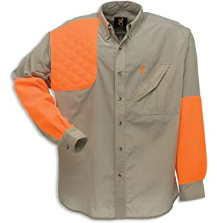 e2211162e6faa Amazon.com: Browning Hell's Canyon Base Layer 1/4 Zip Shirt: Sports ...