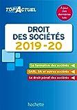 Top'Actuel Droit Des Sociétés 2019-2020