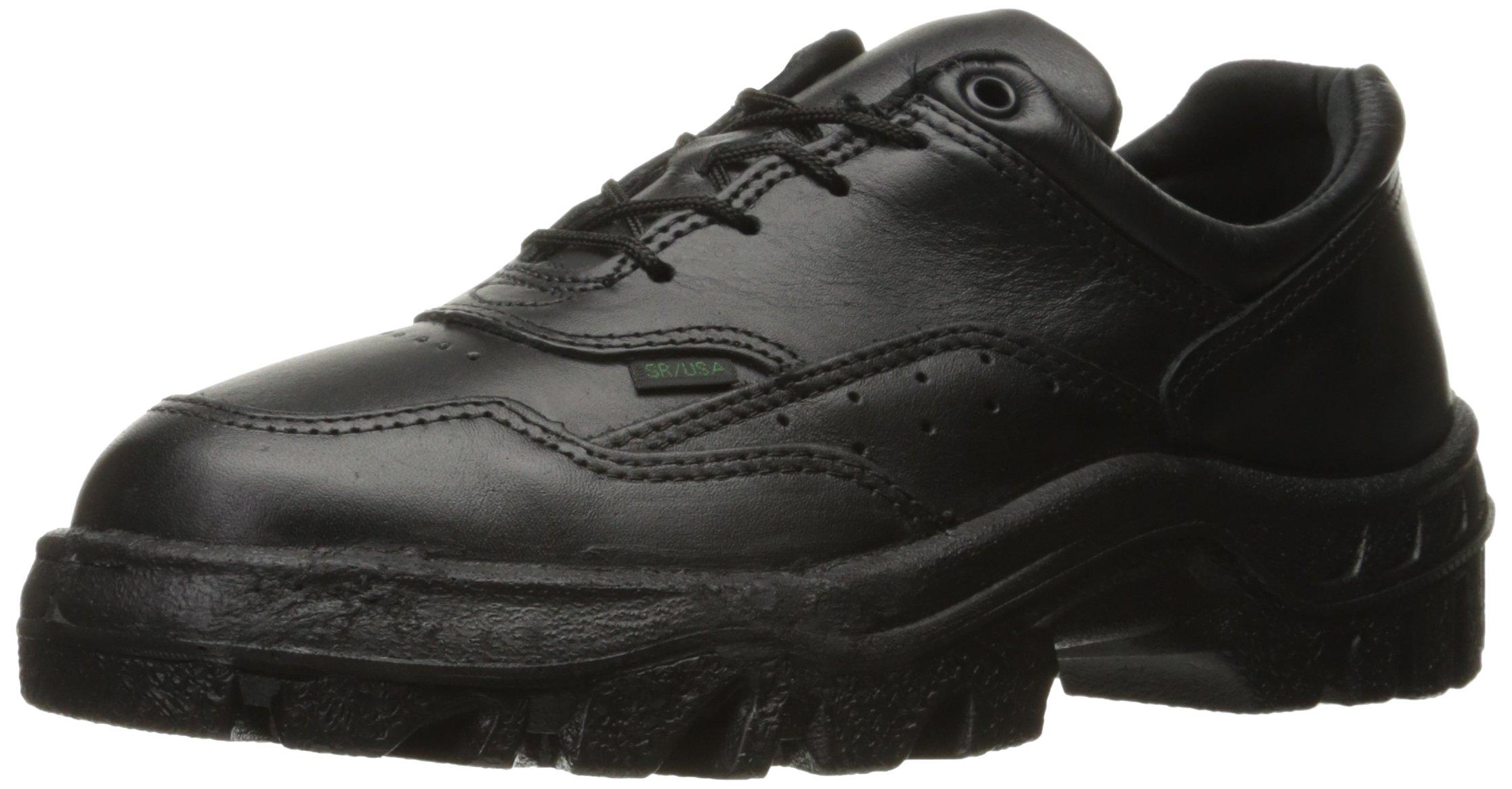 Rocky Women's 4 Inch Women's Postal TMC 5101 Slip Resistant Work Boot,Black,8.5 W US