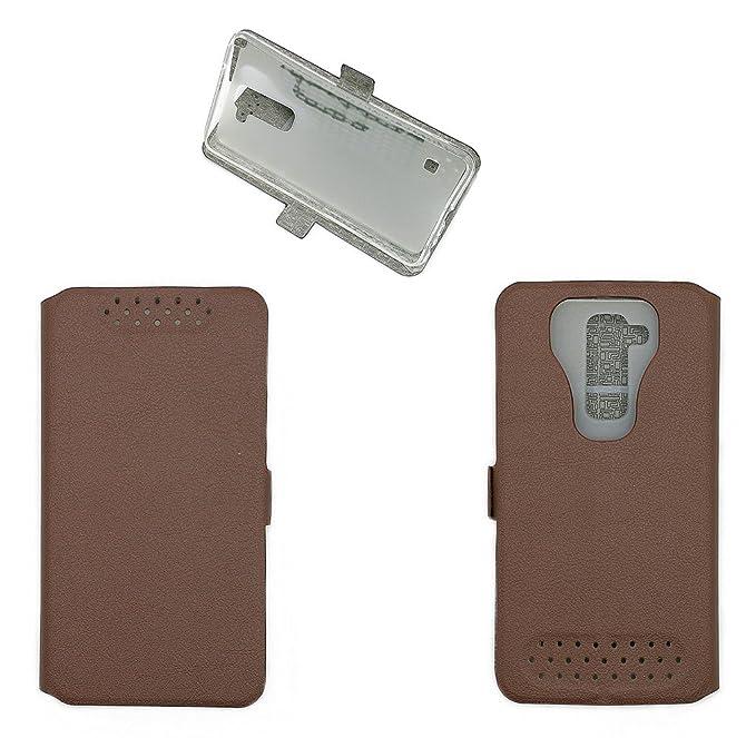 pretty nice 0668c 0f58c Amazon.com: Case for LG L52VL Treasure/K Series K7 Case Cover Red ...