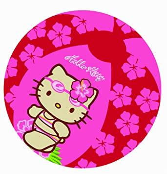 Hello Kitty - Pelota hinchable (Saica Toys 1225): Amazon.es ...