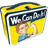 Aquarius Smithsonian Rosie The Riveter Gen 2 Tin Storage Fun Box