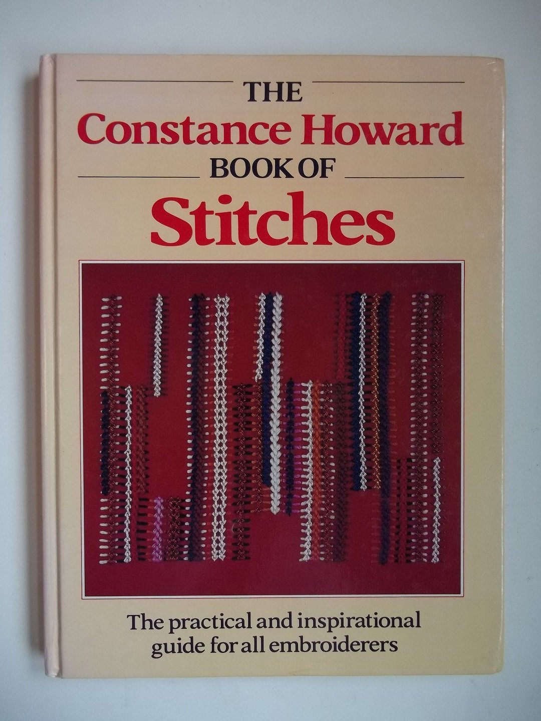 Constance Howard's Book of Stitches