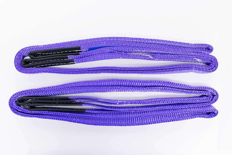 DiversityWrap 1T Webbing Lifting Sling Strap Purple x1 6m x30mm