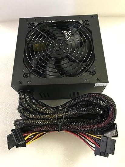 Amazon com: KDMPOWER MIPC 775W Power Supply, Black (MI-08775V2