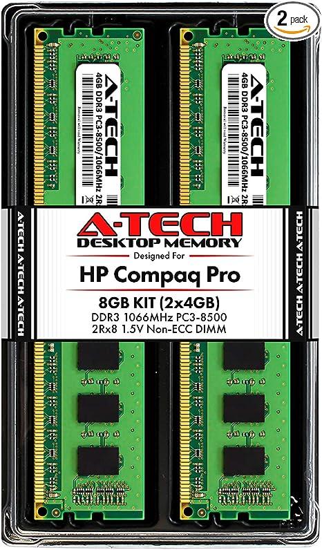 4GB RAM Memory Upgrade for Compaq HP Business Desktop 6000 Pro Desktops