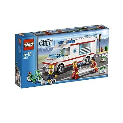 LEGO City Ambulance - 4431: Toys & Games