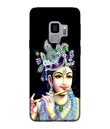 For Samsung Galaxy S9 Lord Krishna Wallpaper God Amazon In Electronics