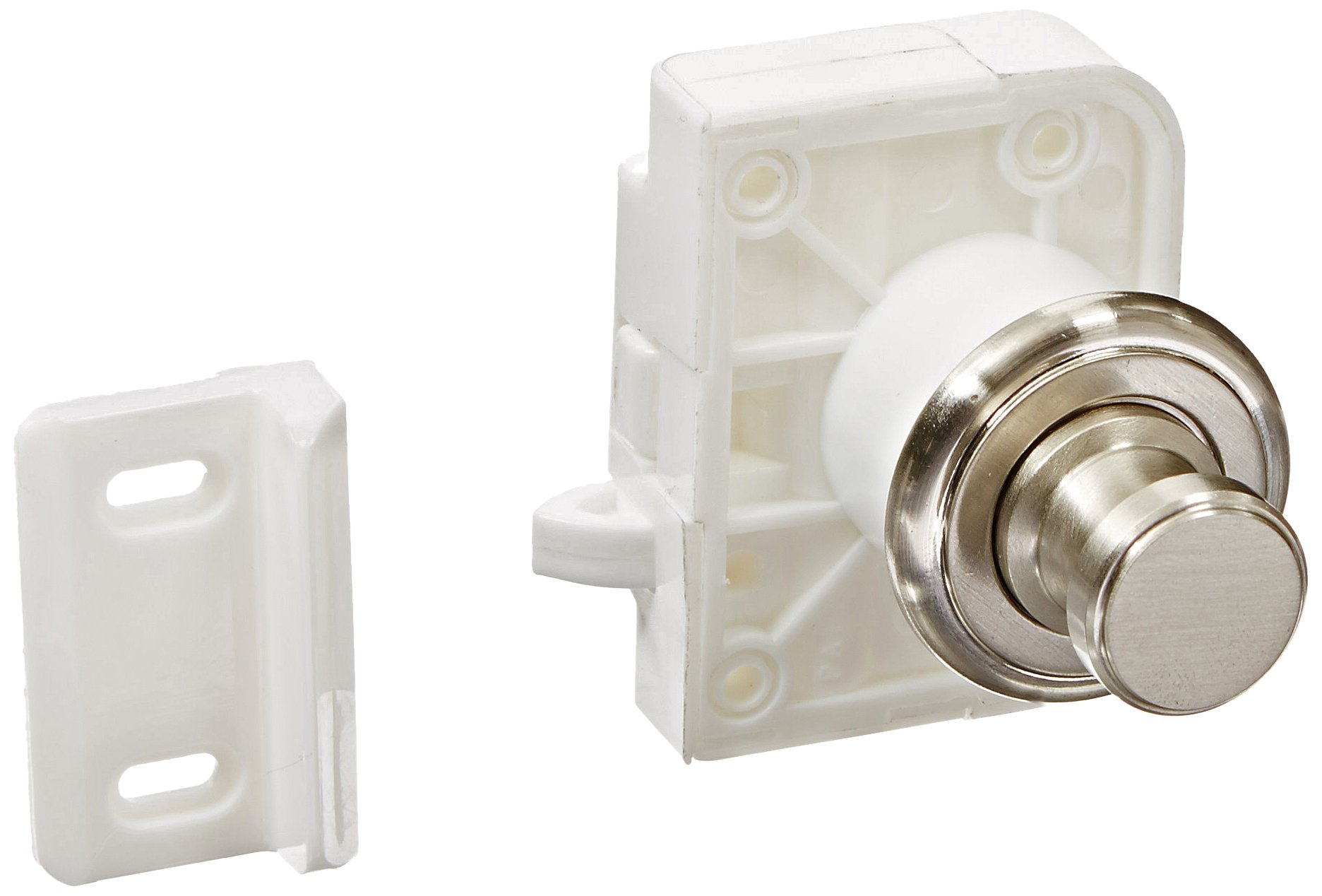 Sugatsune, Lamp TLP-BB/SN ( and  TLP-LBM/WHT) Catches and Latches
