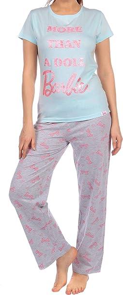 Barbie Pijama para Mujer: Amazon.es: Ropa y accesorios