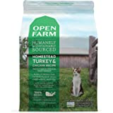 Open Farm Dry Cat Food, Humanely Raised Meat Recipe with Non-GMO Superfoods and No Artificial Flavors or Preservatives