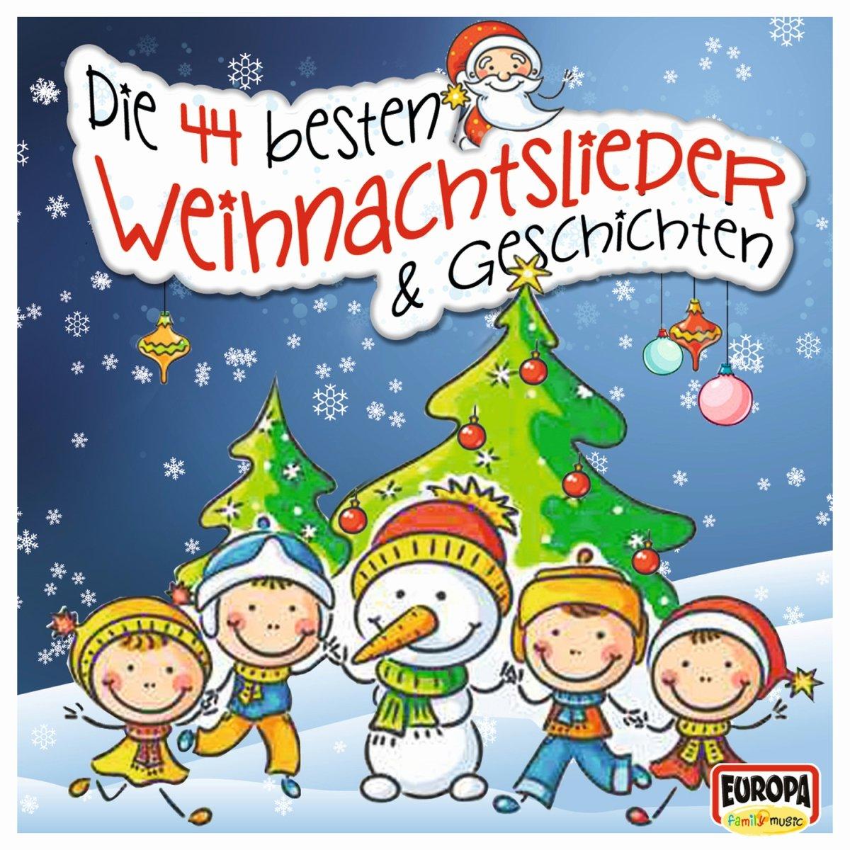 Die 44 besten Weihnachtslieder & Geschichten - Various: Amazon.de: Musik