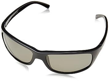 Serengeti Bormio Gafas, Unisex Adulto, Negro (Shiny Black), M: Amazon.es: Deportes y aire libre