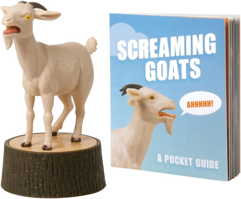 The Screaming Goat (2016-04-05) : Amazon.co.uk: Toys & Games