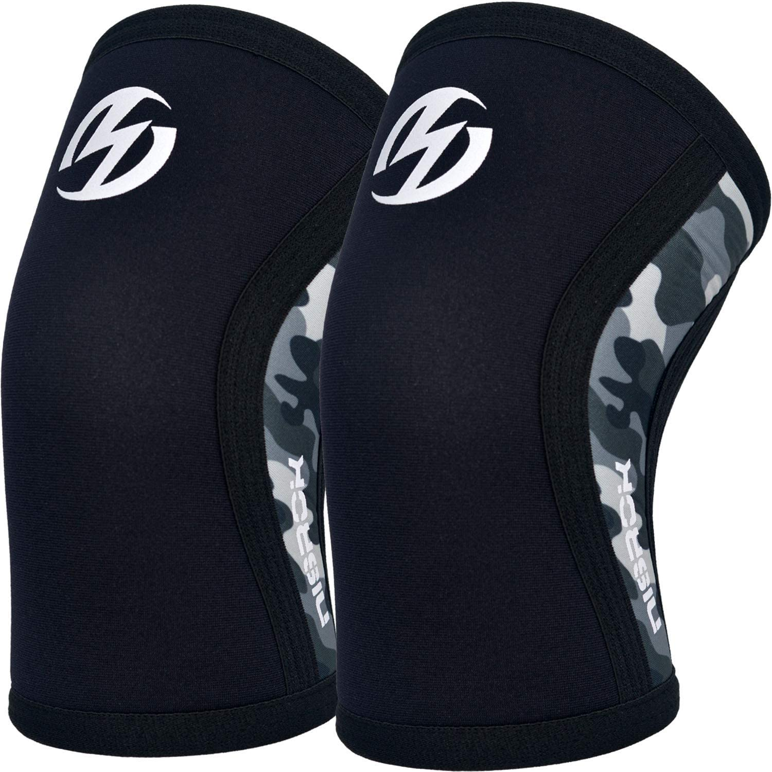 2Pcs 5MM Neoprene Elbow Support Elbow Sleeves Guard Basketball Weightlifting