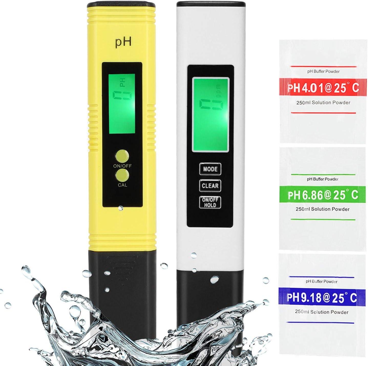 GroTheory 0.05 pH High Accuracy Digital Ph Meter