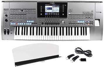 Yamaha TYROS 5 61 Key Flagship Arranger Keyboard Workstation: Amazon