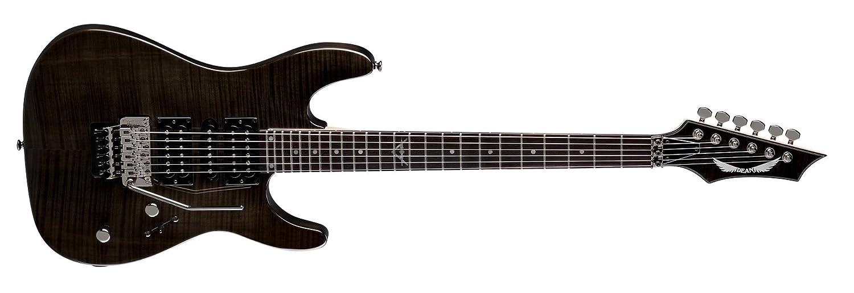Dean Guitars Custom 380 Floyd - Trans Black - Guitarra eléctrica: Amazon.es: Instrumentos musicales