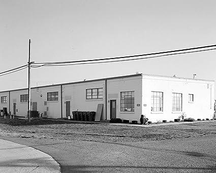 Historic Photo | Travis Air Force Base, Inert Spares Storage Building,  Dixon Avenue,