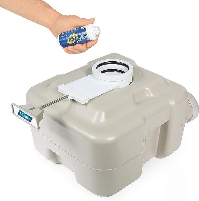 Camco 41541 Tragbare Toilette 20 Liter Auto