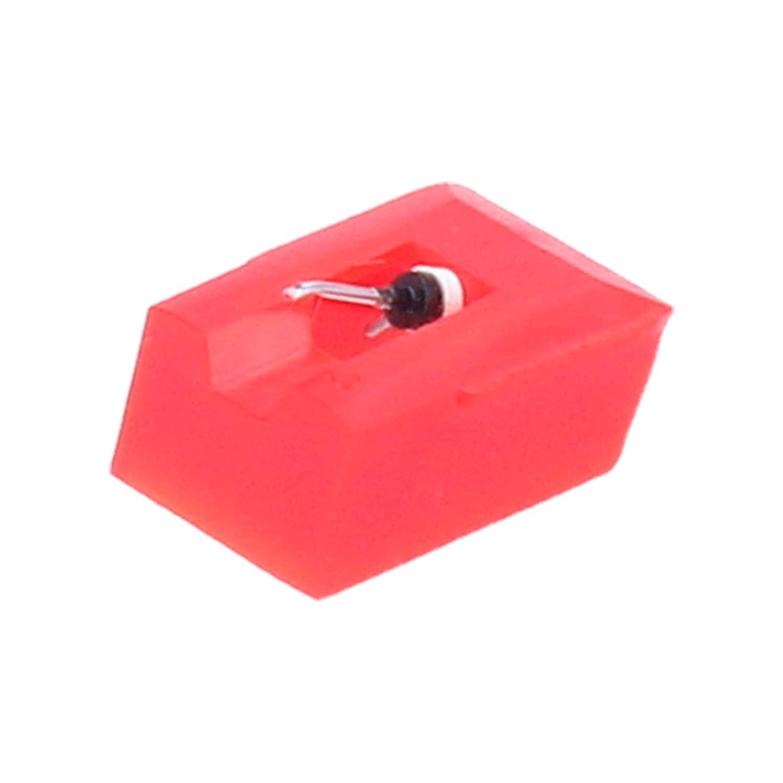 Diamante AGPN220 - Aguja giradiscos, color rojo: Amazon.es ...