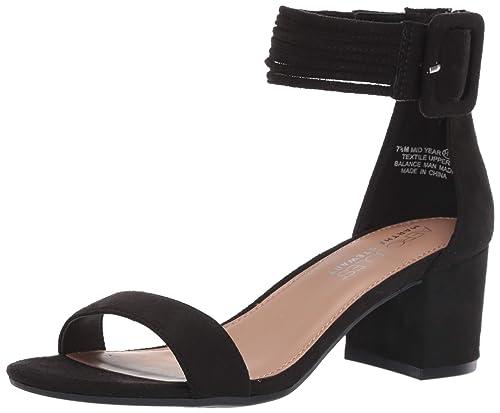 95f4c2ff750 Aerosoles Women's Martha Stewart Mid Year Heeled Sandal