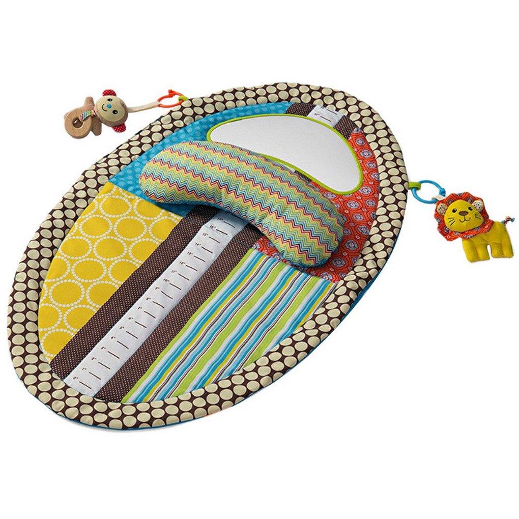 Happy Cherry Baby Süß Spielmatte Spielunterlage mit Kissen/ Plüsch Spielzeug/ Spiegel