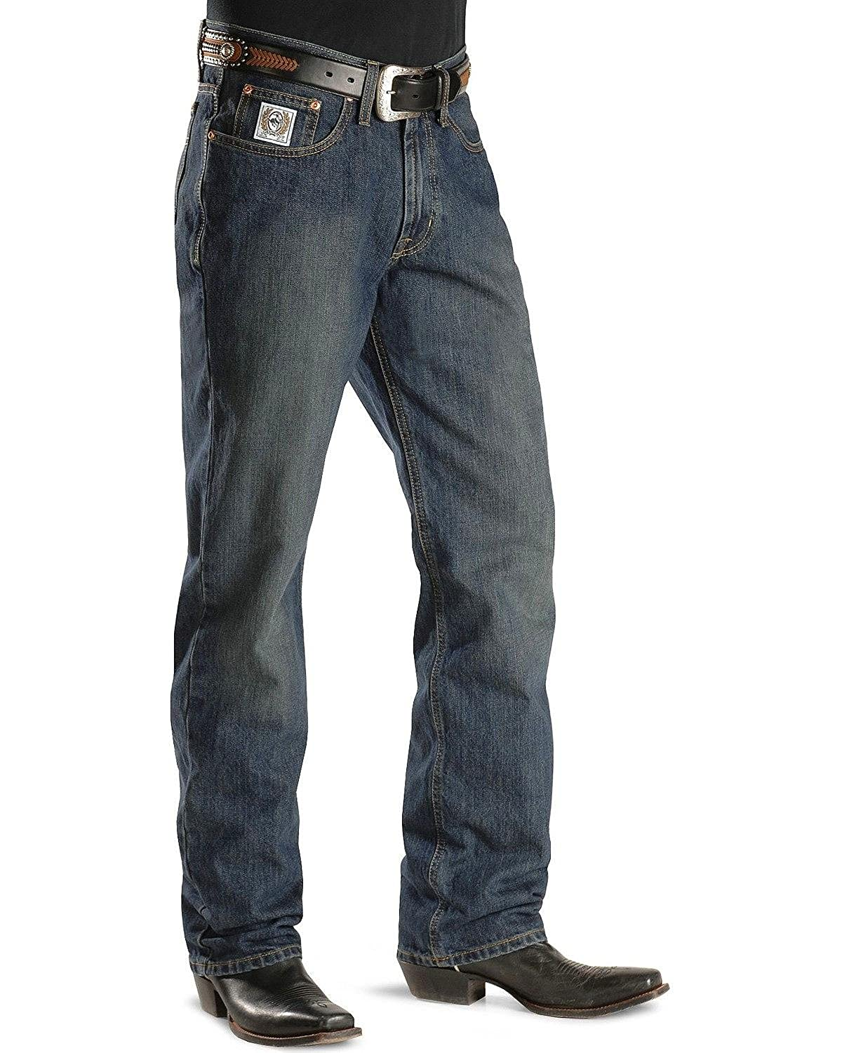 Cinch Mens White Label Relaxed Fit Jean