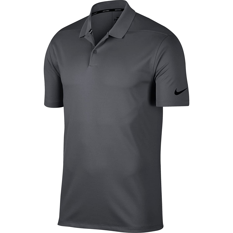 389addedd4c09 Amazon.com : NIKE Men's Dry Victory Solid Golf Polo Shirt : Clothing