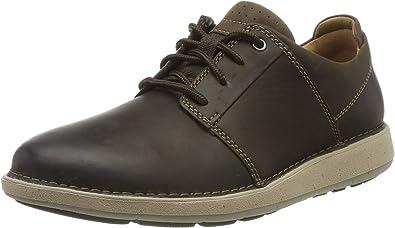 terrorista Estallar Comercialización  Clarks Un Larvik Lace, Zapatos de Cordones Derby Hombre: Amazon.es: Zapatos  y complementos