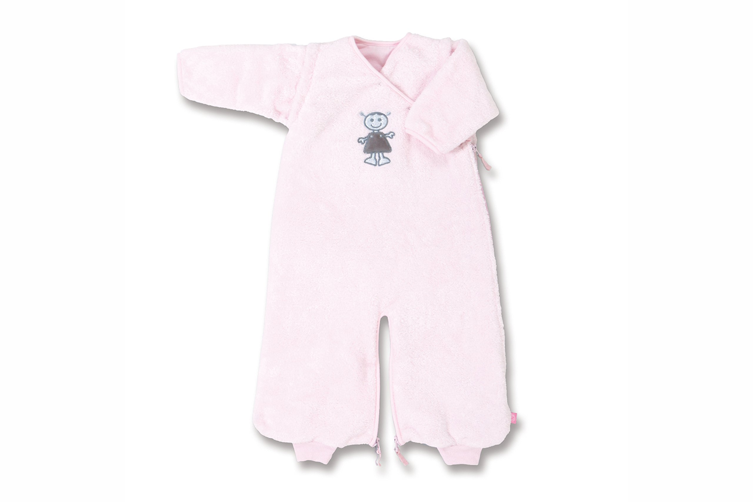 Baby Boum Softy Sleeping Bag (0-9 Months, Stany Cristal)