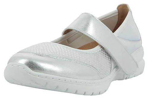 0a1fea880ba2 Florett Damen Lena Geschlossene Ballerinas  Amazon.de  Schuhe ...