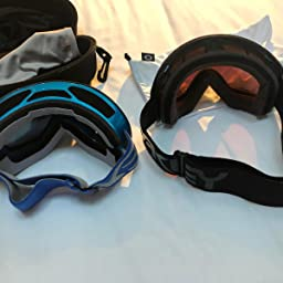 Gafas de Esquí Lente Cilíndrica Doble Con Amplio Campo Visual ...