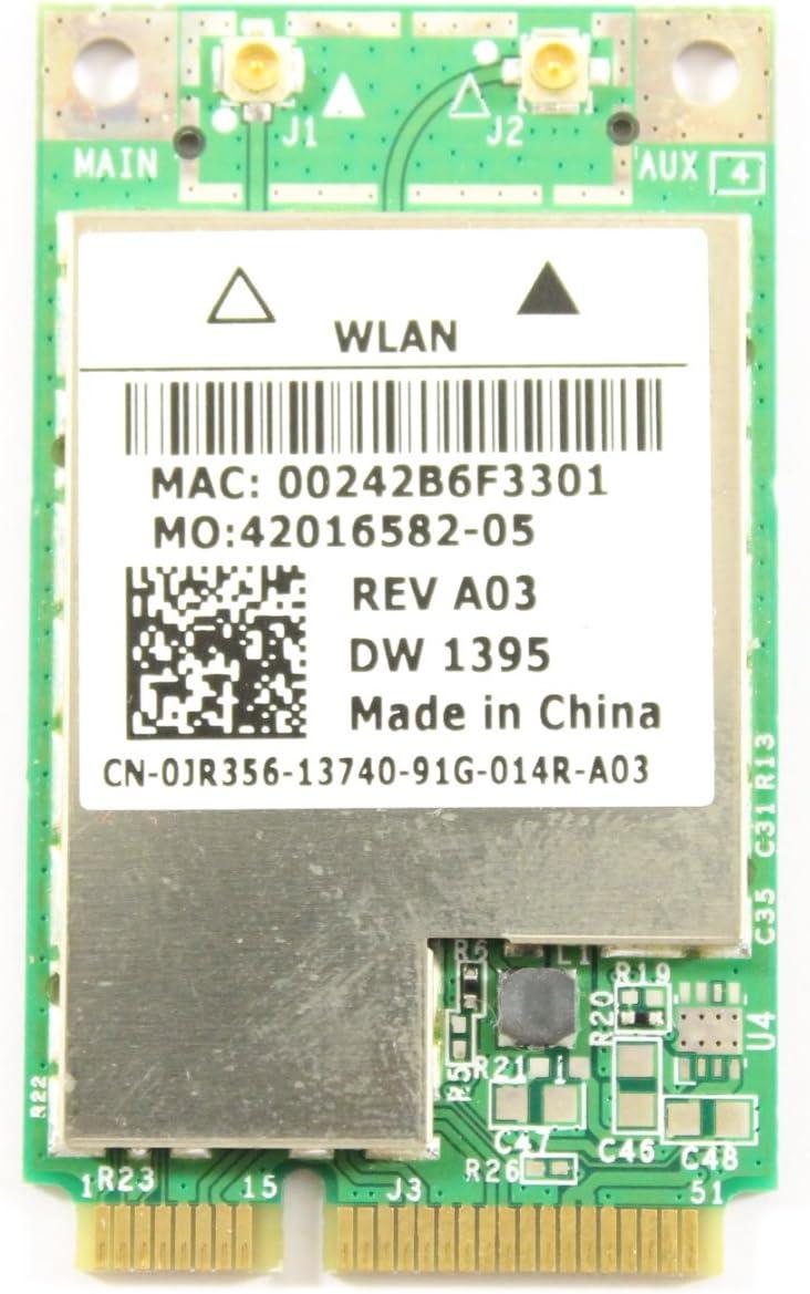 Dell Mini PCI Express JR356 WLAN WiFi 802.11g Wireless Card Latitude D630 Precision M65 XPS M1530 in