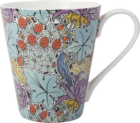 V A Voysey Bird And Strawberry Fine Bone China Mug In Gift Box Amazon Ca Home Kitchen