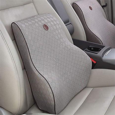 Almohadas lumbares de coche para la conducción Cojín del ...