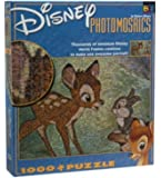 Disney Photomosaics Bambi 1000 Piece Puzzle