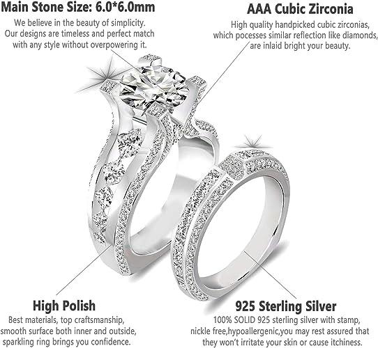 Newshe Jewellery JR4661_SS_W product image 4